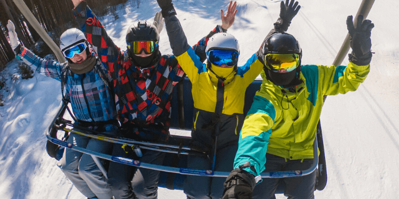 Best GoPro Mount for Snowboarding and Skiing in 2018